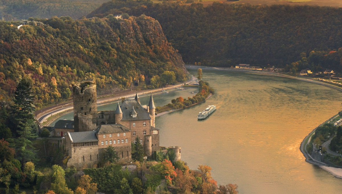 Viking Cruises - one of the best luxury river cruise lines in Europe