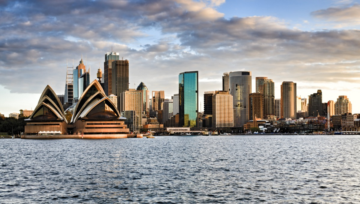 Sydney, Australia - Part of Regent Seven Seas' full world cruise 2017