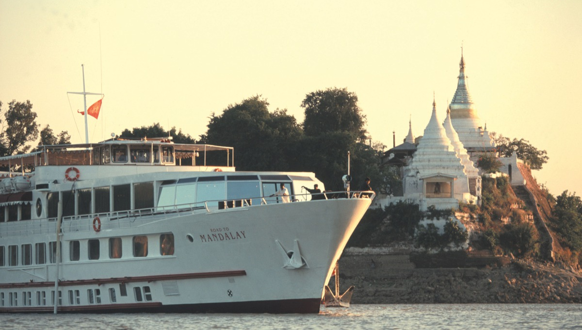 Belmond River Cruises - The Road to Mandalay in Myanmar