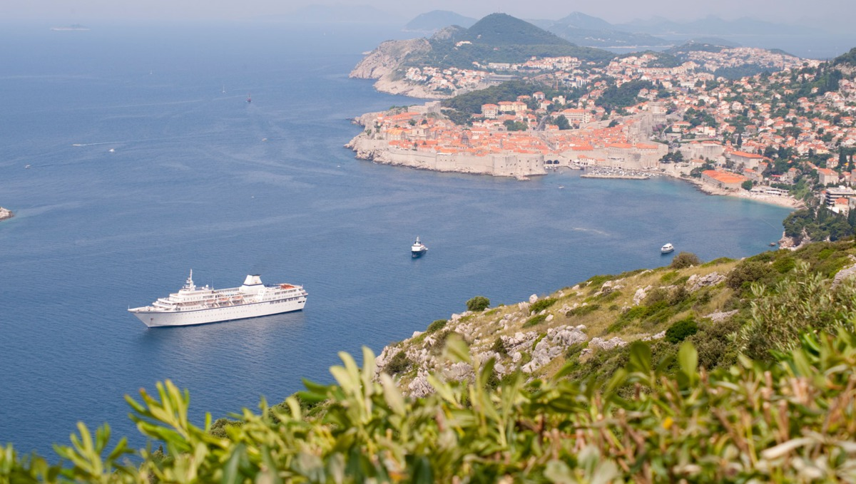 Voyages To Antiquity cruises - Aegean Odyssey in Dubrovnik