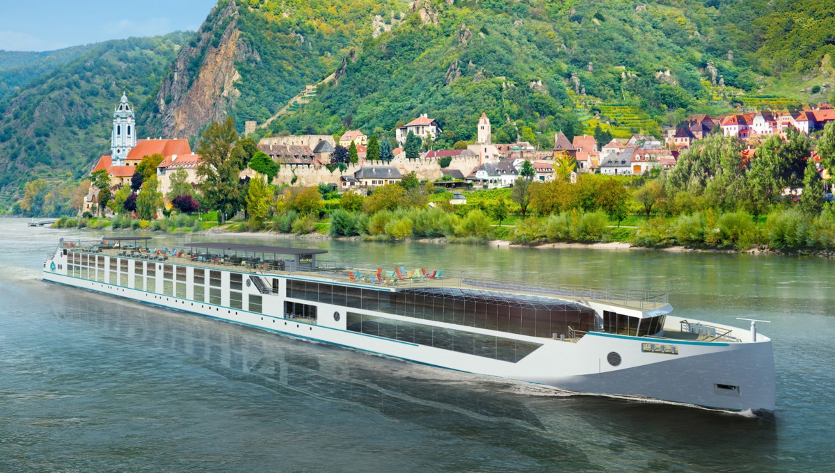 Crystal River Cruises - Crystal Bach & Mahler