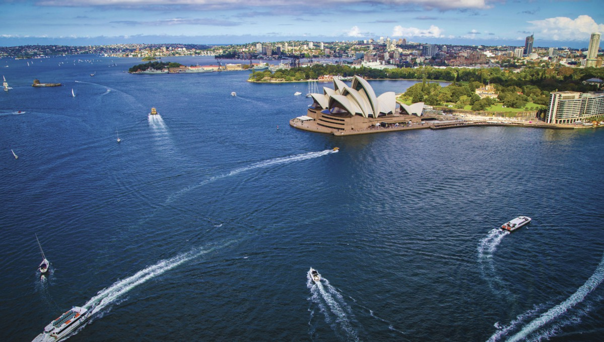 Sydney, in our opinion one of the best cruise turnaround ports