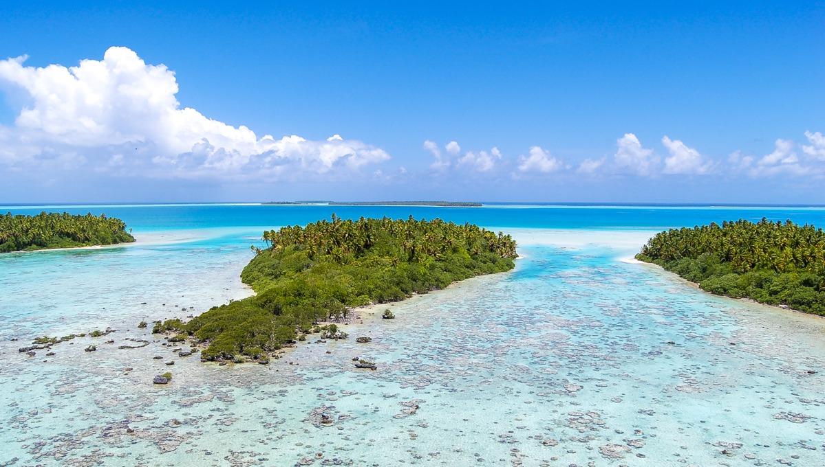 Island hopping in French Polynesia - Tetiaroa