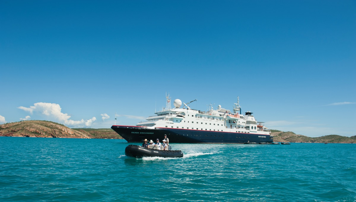 Silversea Expeditions - Silver Discoverer