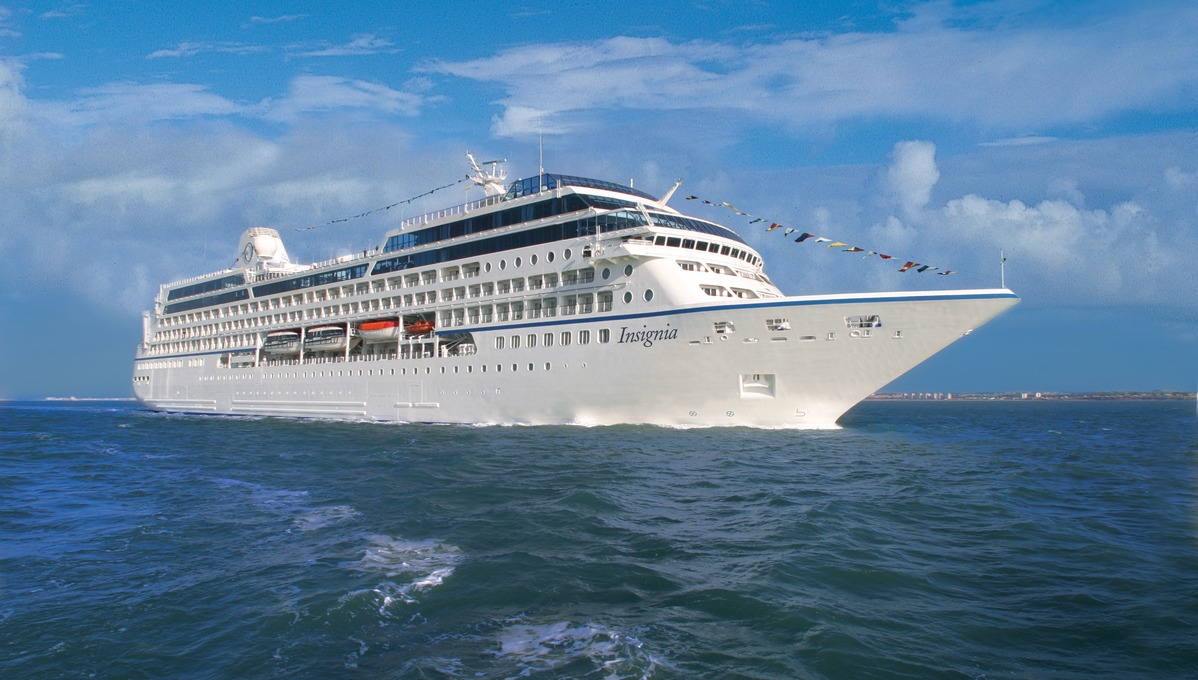 Oceania Cruises - Insignia review