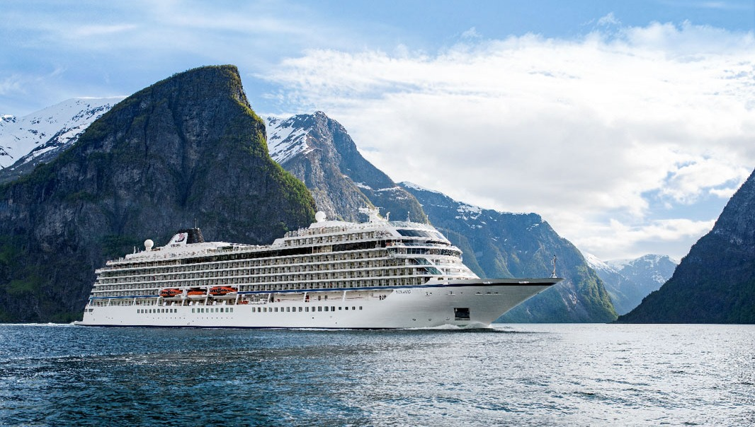 Viking Sky review - Ocean cruise ship in Flam, Norway