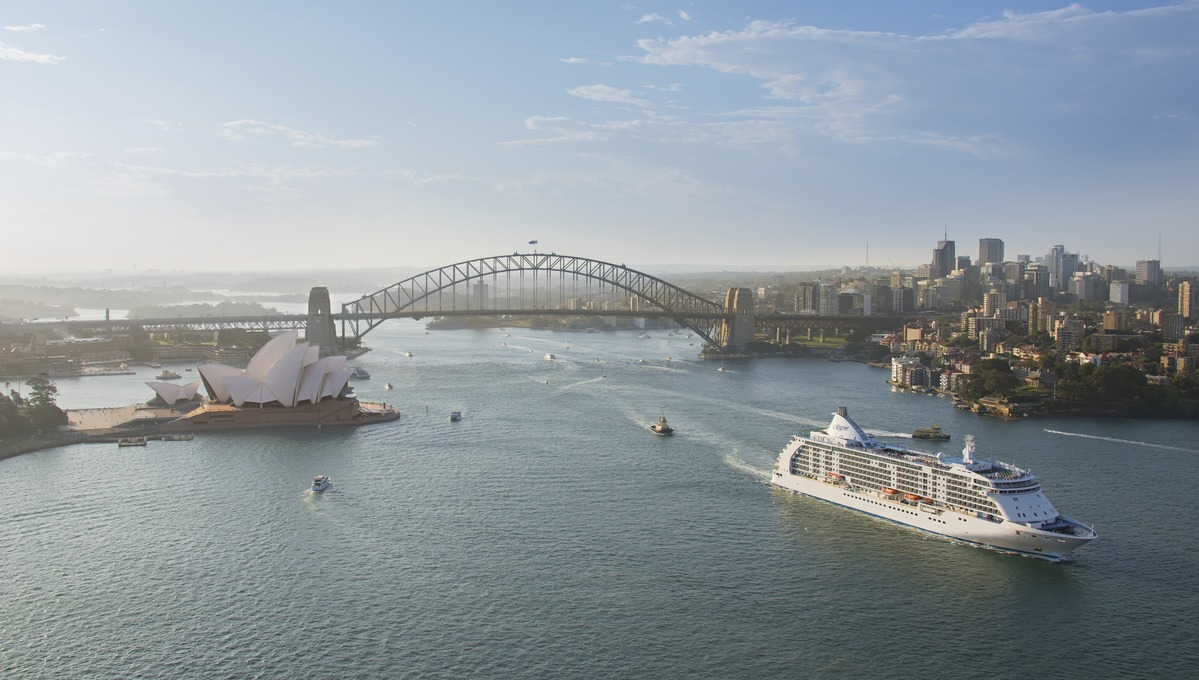 The best world cruises in 2018 and 2019 - Regent Seven Seas Cruises in Sydney