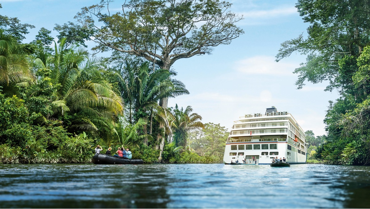 Three for two on maiden expedition cruise voyages, including Hapag-Lloyd's new ships