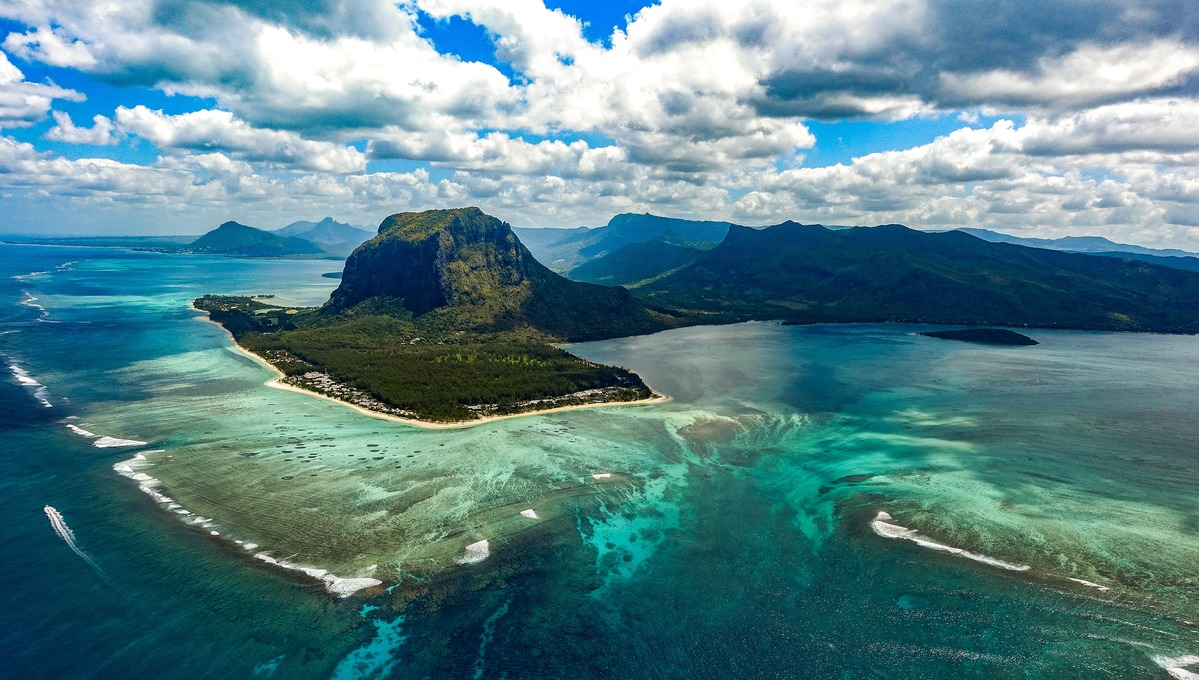 Mauritius, as featured in our review of the refurbished Crystal Symphony in the Indian Ocean
