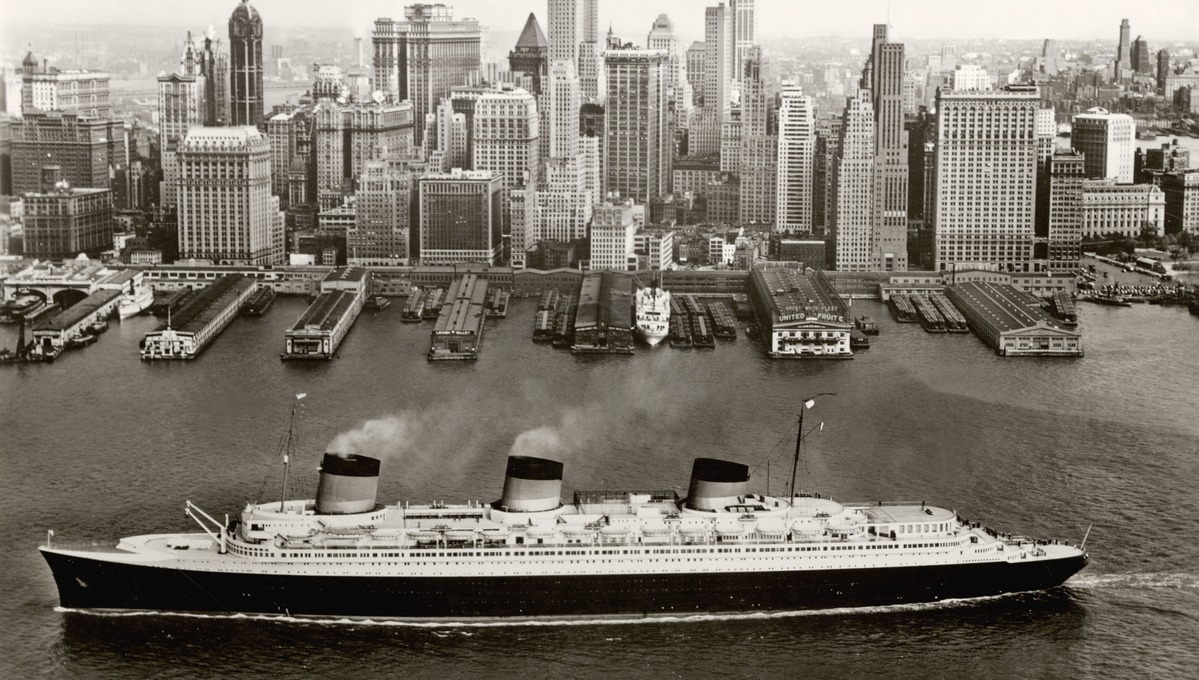 Ocean Liners: Speed and Style at the V&A review
