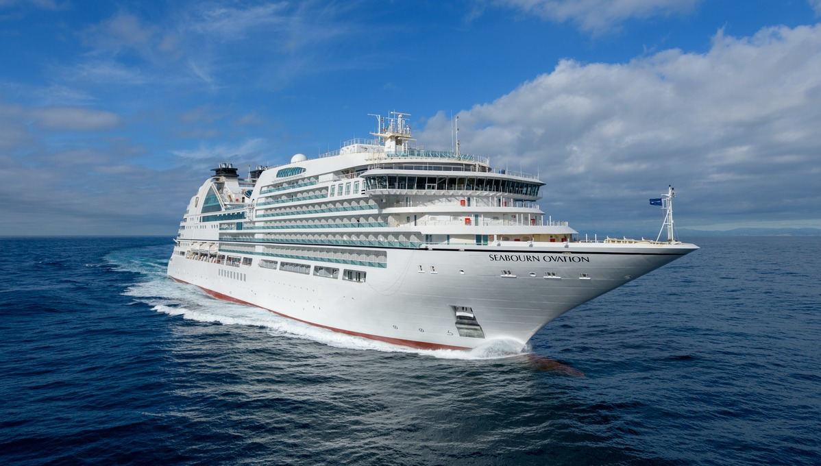 Seabourn Ovation review