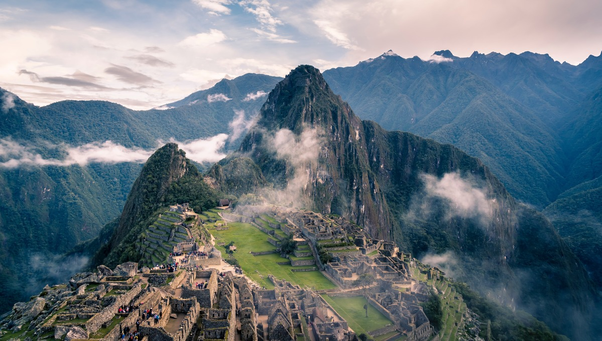 Visit Machu Picchu on a bucket list cruise