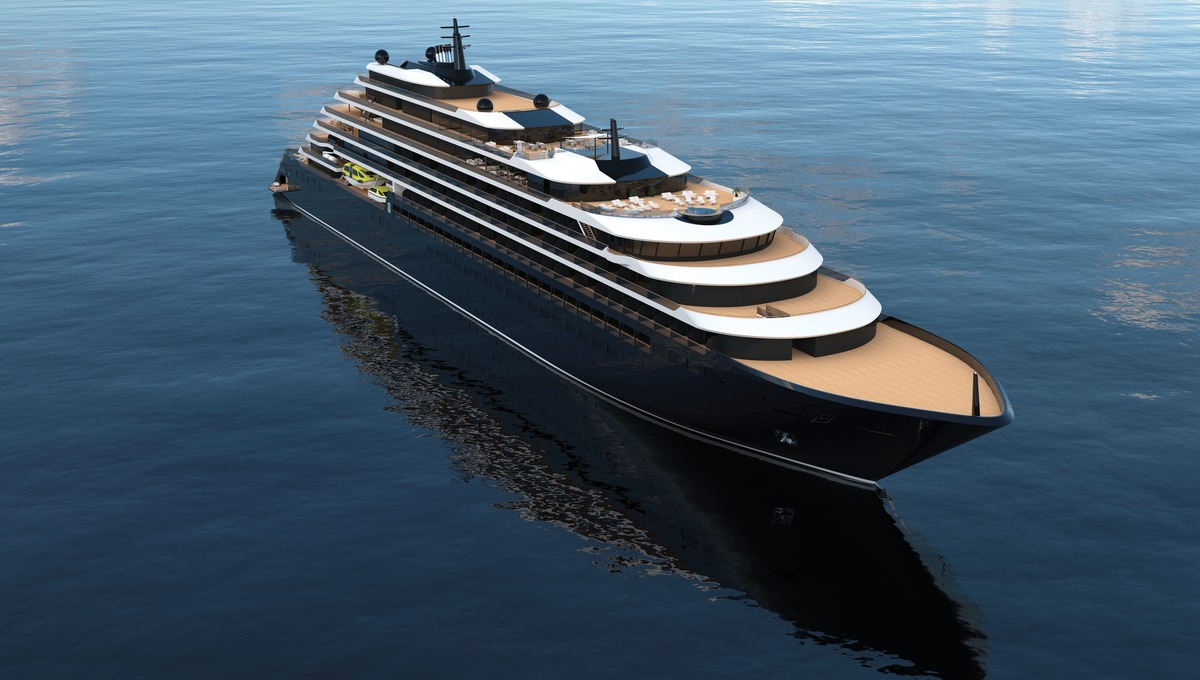 The Ritz Carlton Yacht Club - Exterior Forward