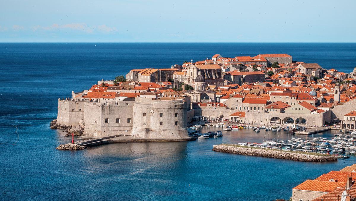 9 of the best small ships for the Adriatic & Croatia - Dubrovnik port, Croatia