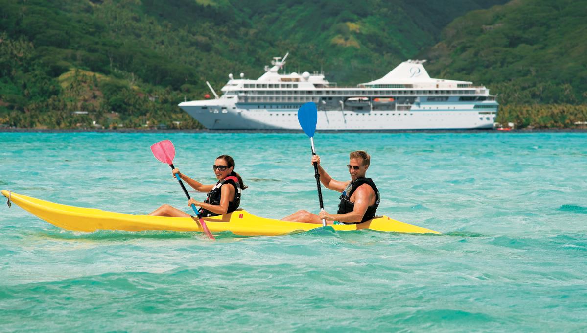 Paul Gauguin Cruises - Kayak
