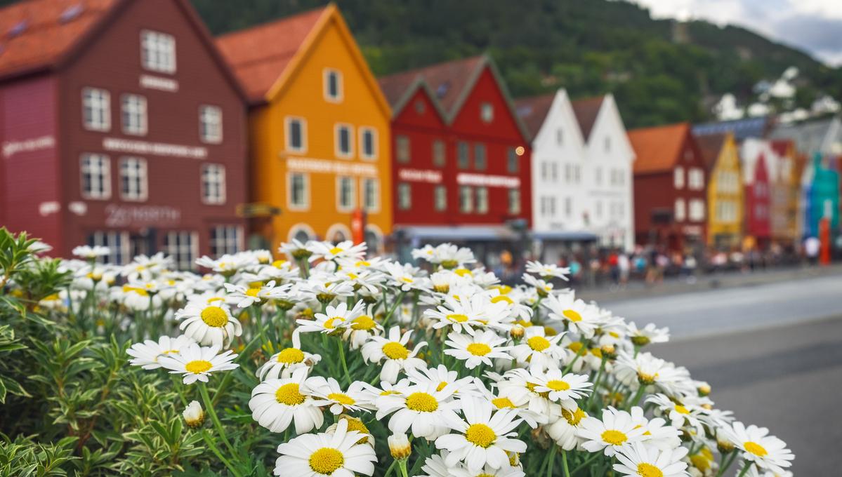 Northern Europe cruises - Bergen, Norway