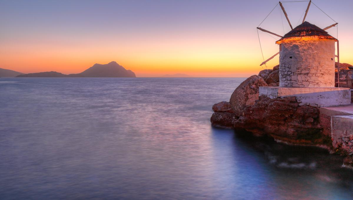 Eastern Mediterranean cruises - Amorgos