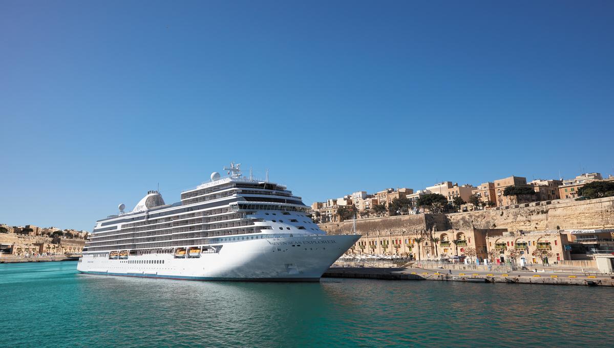 Regent Seven Seas Cruises - Explorer