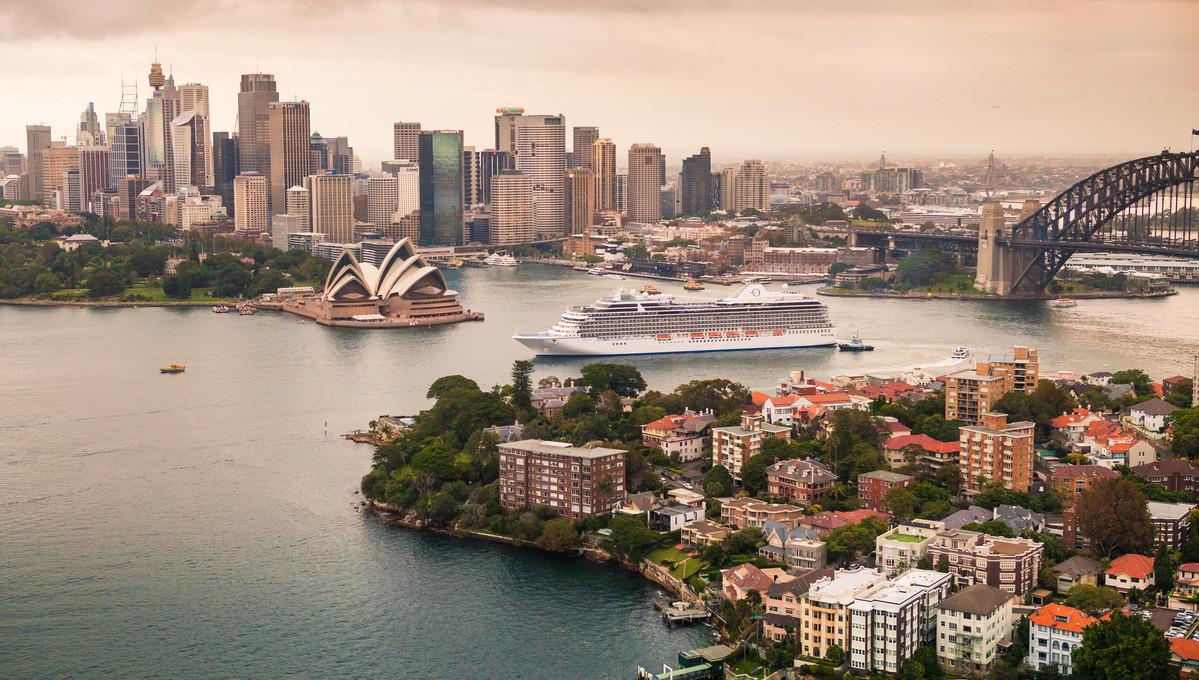 Oceania Cruises - Marina in Sydney