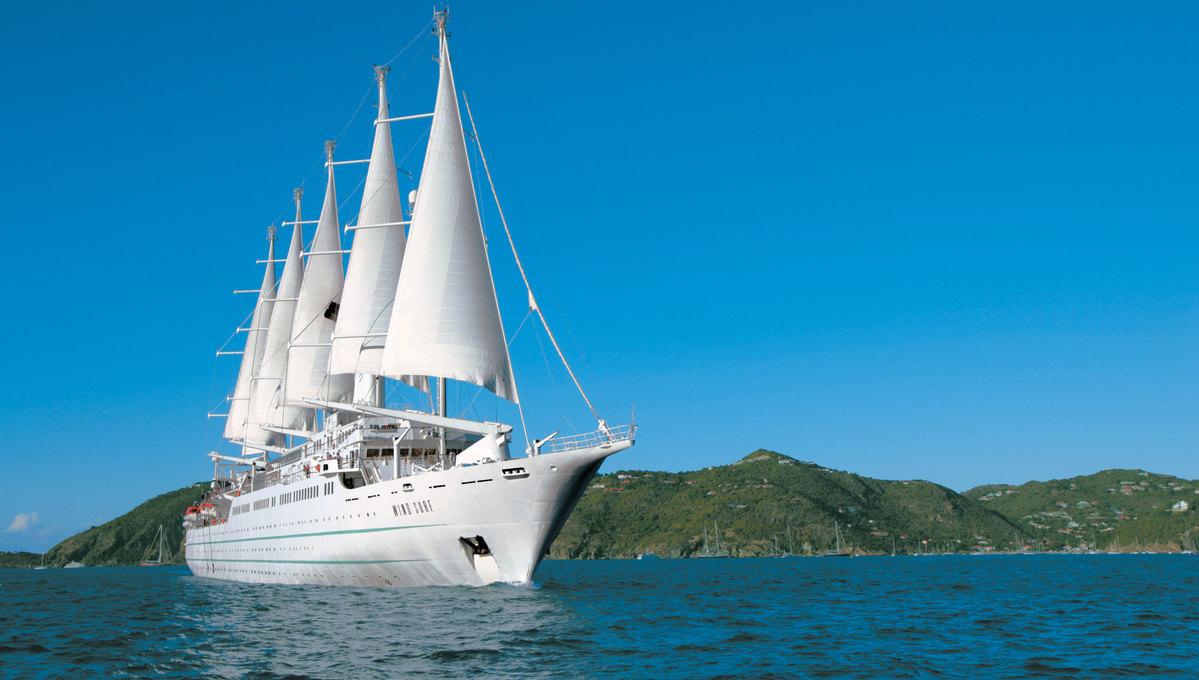 Windstar Cruises - Wind Surf