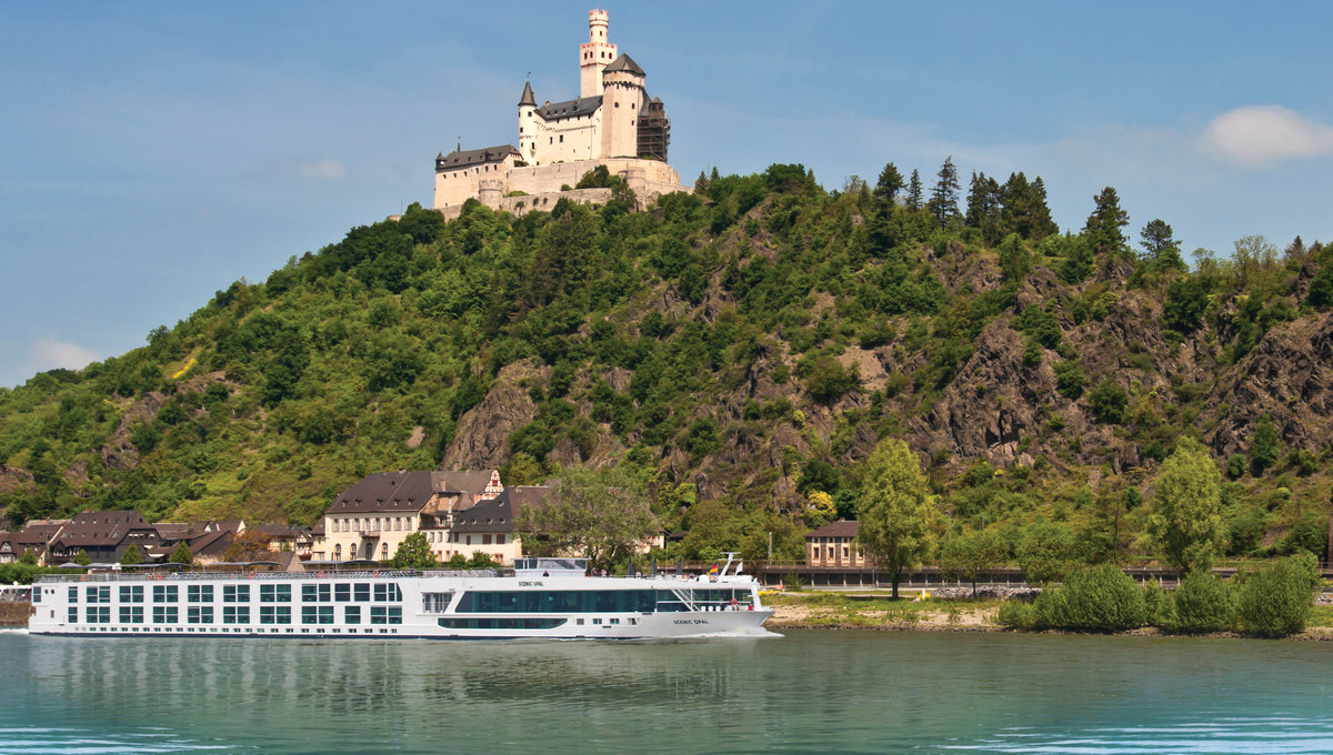 Scenic Opal review - Rhine river cruise