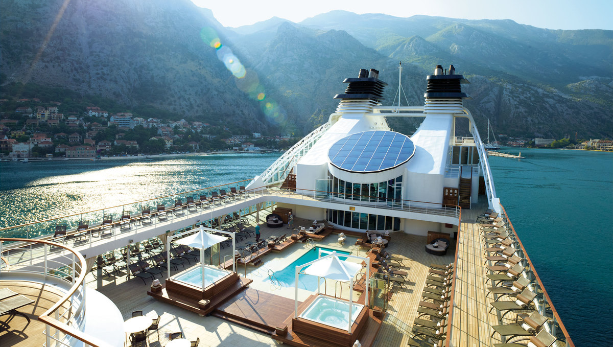 Seabourn Odyssey review - Cruising the Mediterranean
