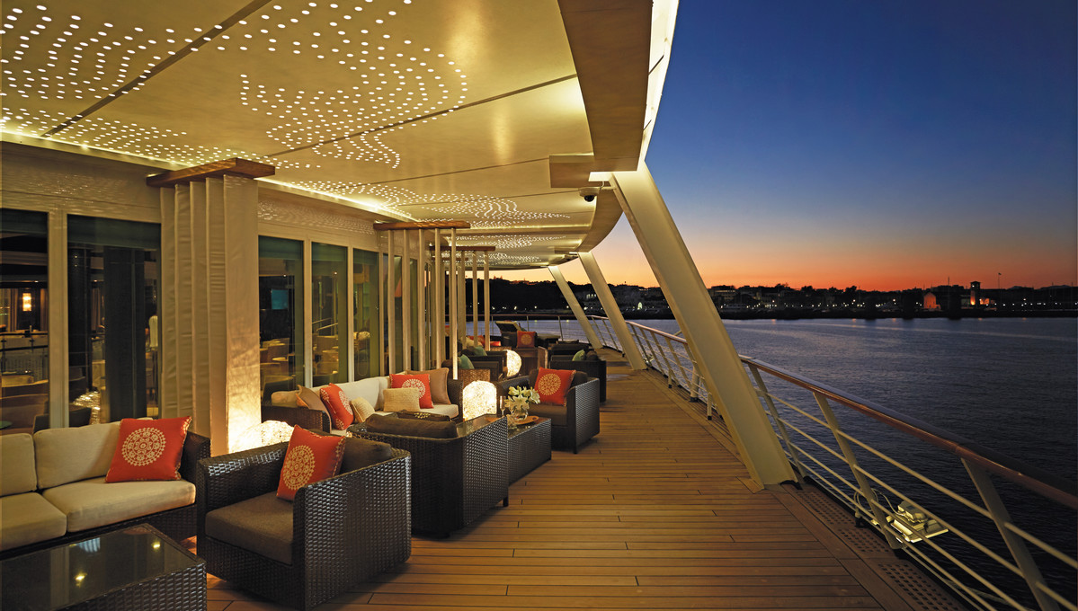Regent Seven Seas Cruises review - First time on Voyager