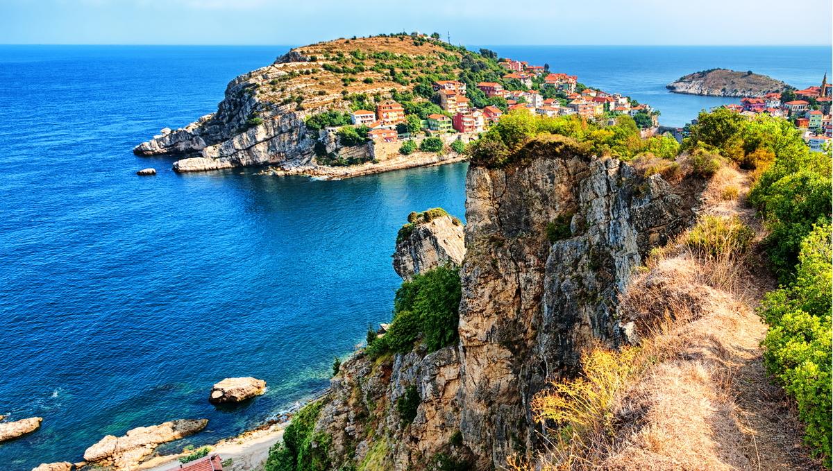 Black Sea cruises - Turkish coast