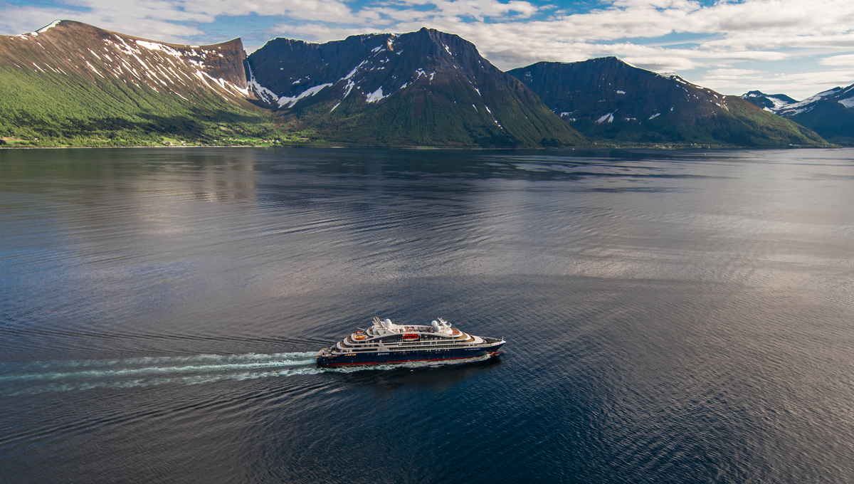Ponant - Le Laperouse expedition cruise in Norway