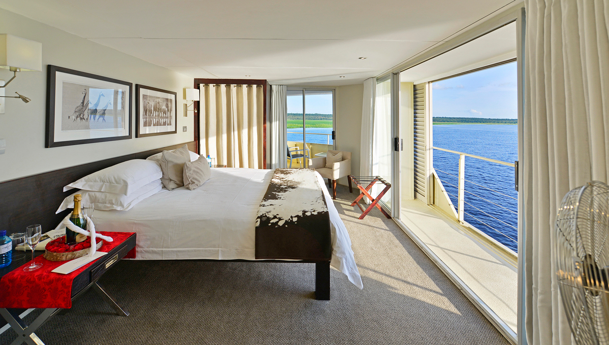 Zambezi Queen - Master Suite