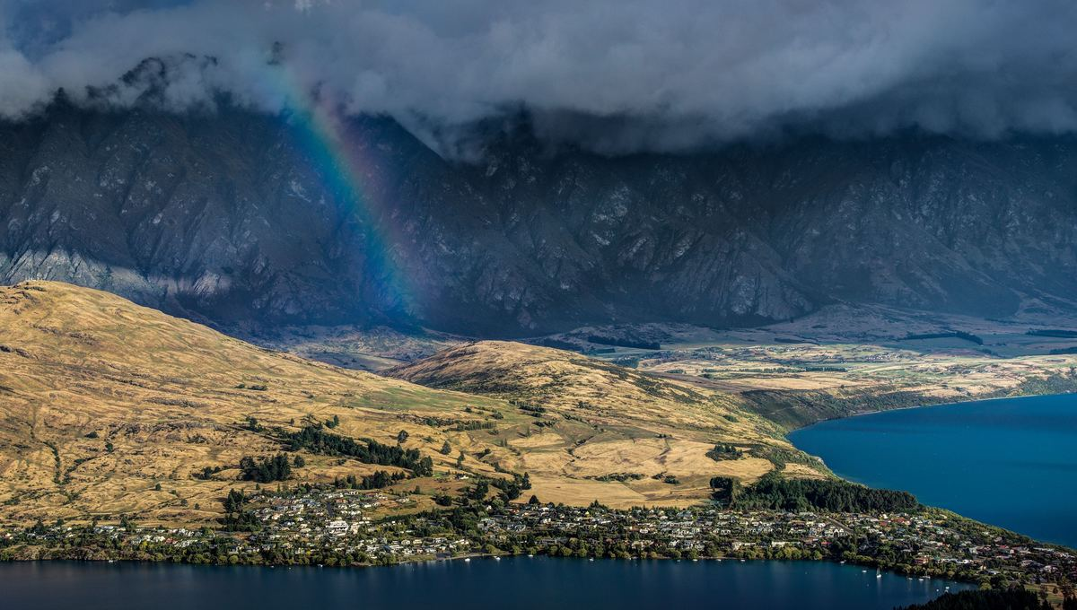 Queenstown, one of the highlights of a New Zealand cruise