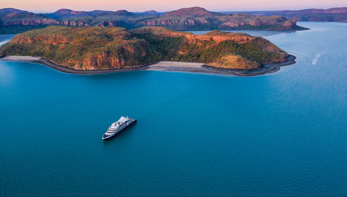 Ponant - Le Laperouse in the Kimberley, Australia