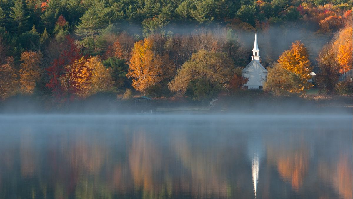 Experience the amazing fall colours on a Canada and New England cruise
