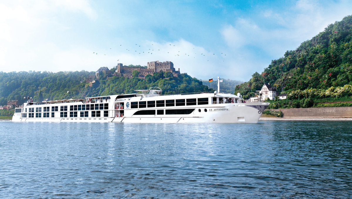 Uniworld - S.S. Antoinette on the Rhine