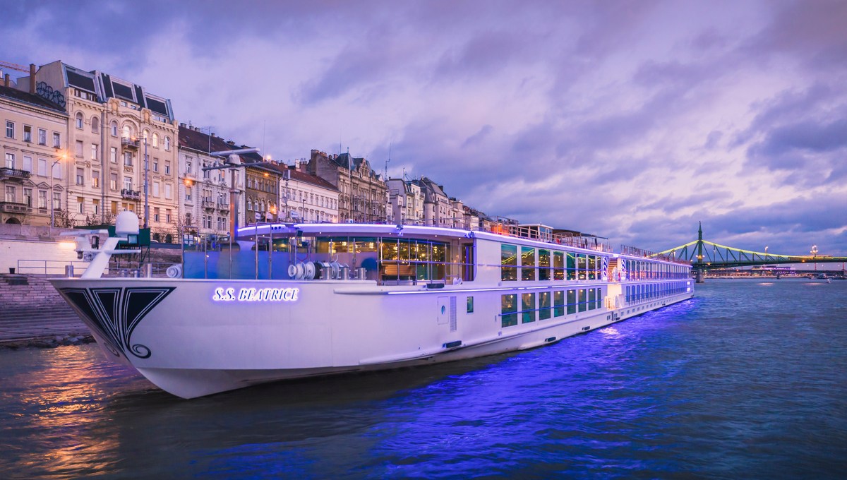 Uniworld River Cruises - S.S. Beatrice in Budapest