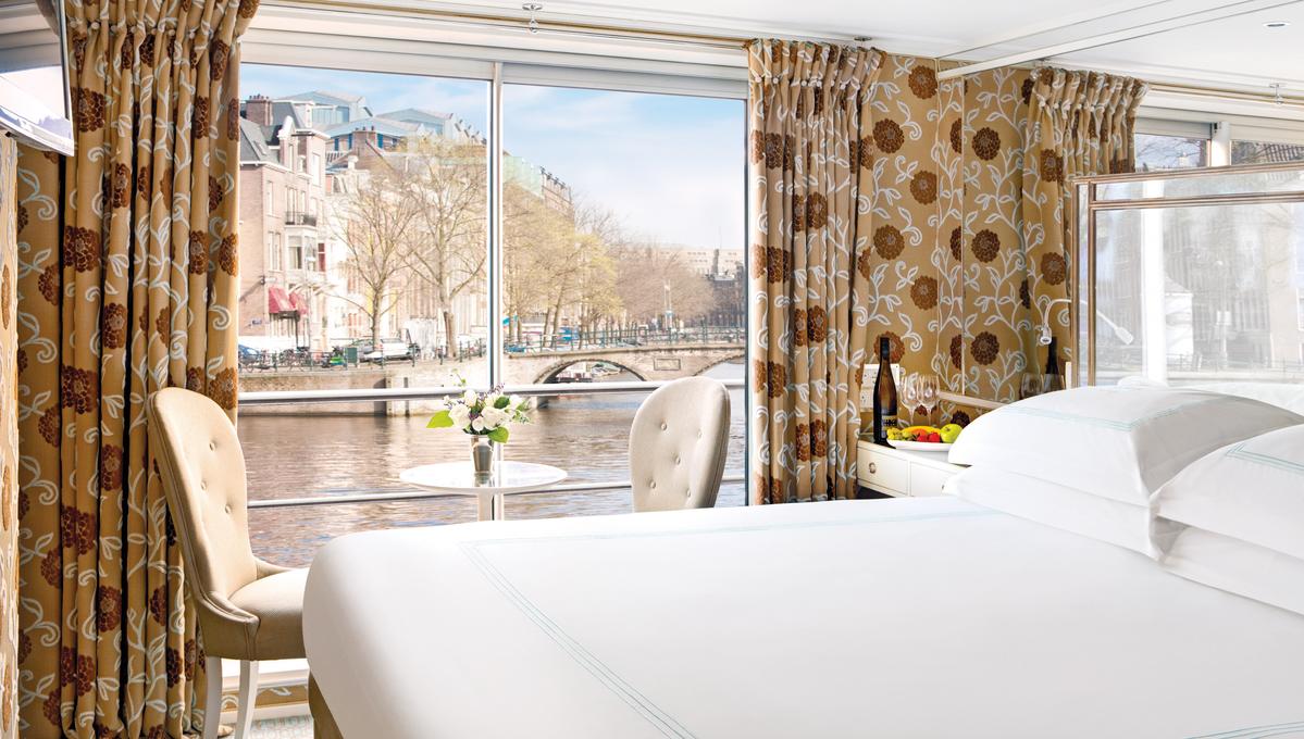 Uniworld - River Duchess - French Balcony Stateroom