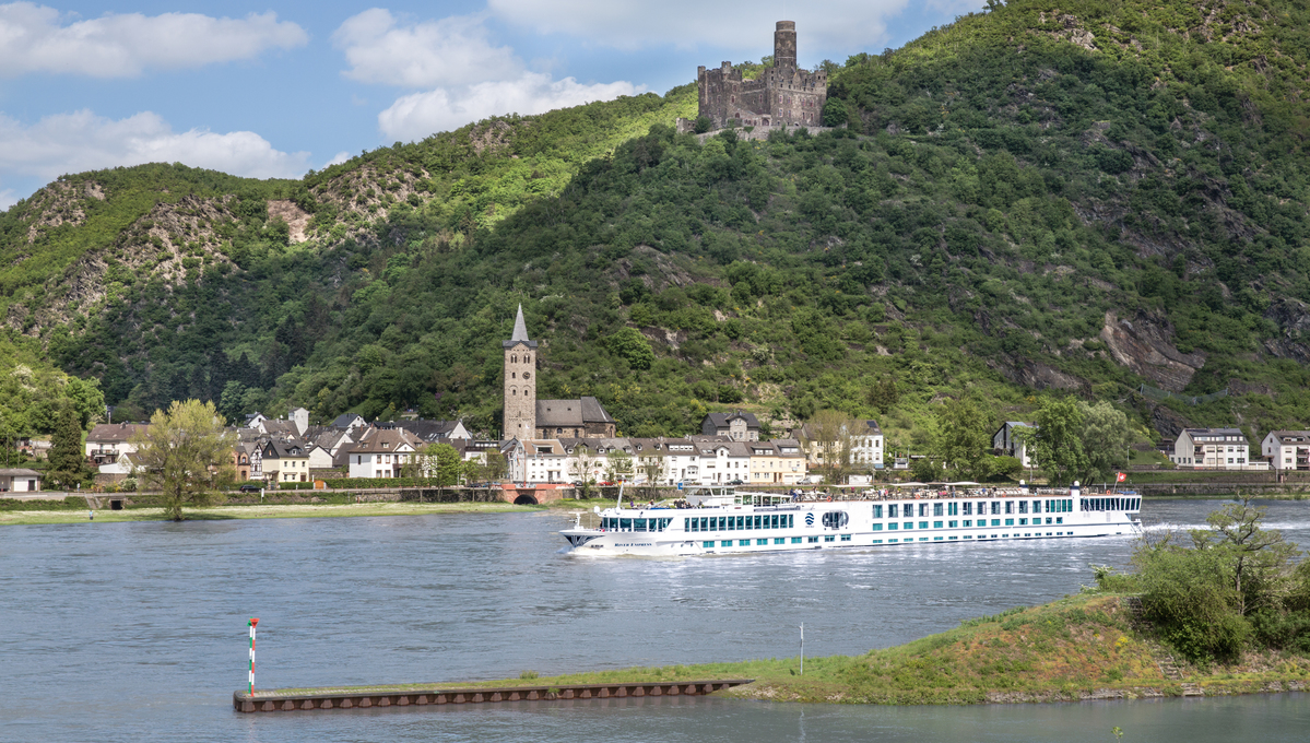 Uniworld - River Empress on the Rhine