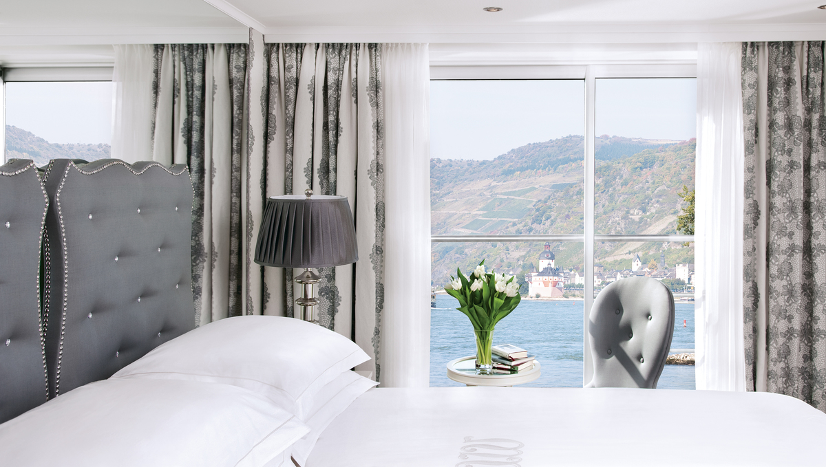 Uniworld - River Empress - French Balcony Stateroom