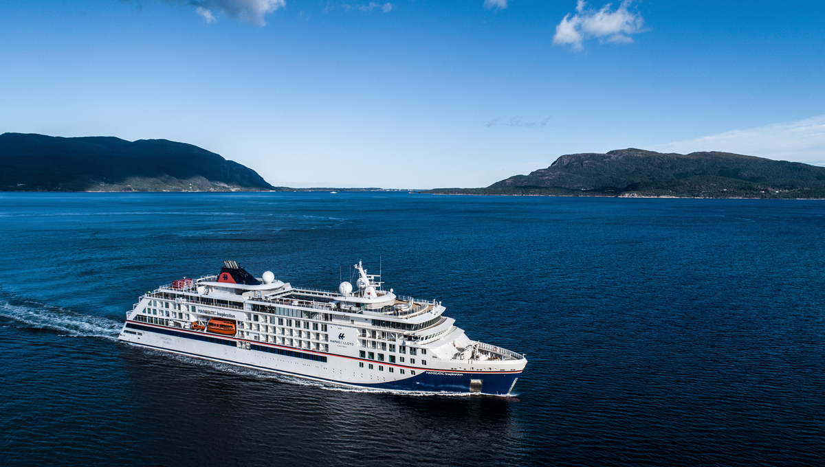 Hapag-Lloyd's Hanseatic Inspiration - Read our review to find out more