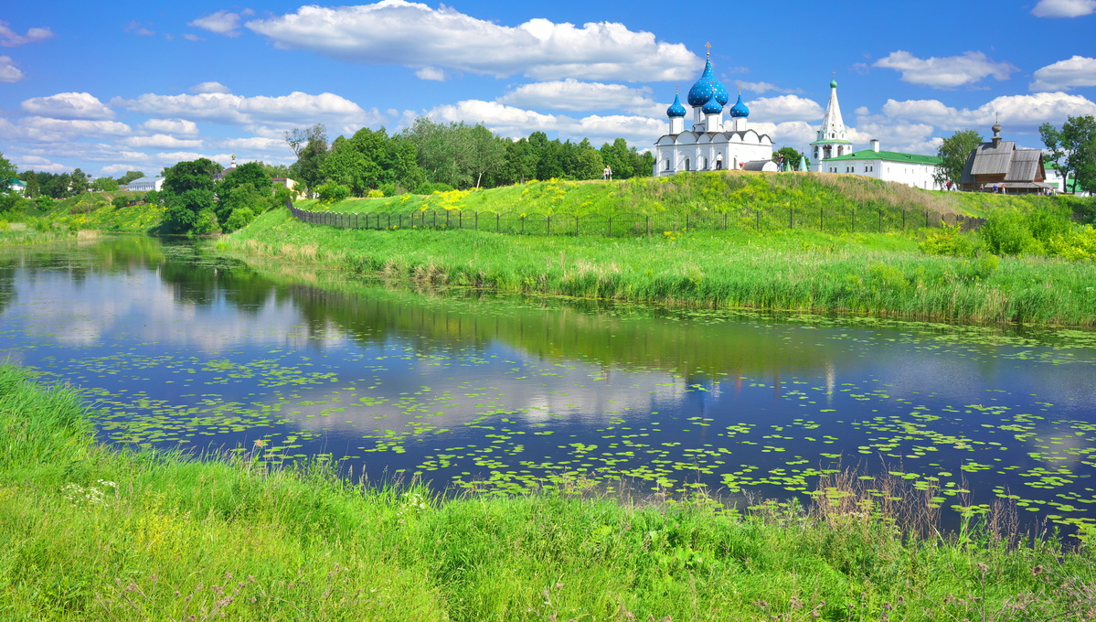 Russian Waterways river cruises - Suzdal