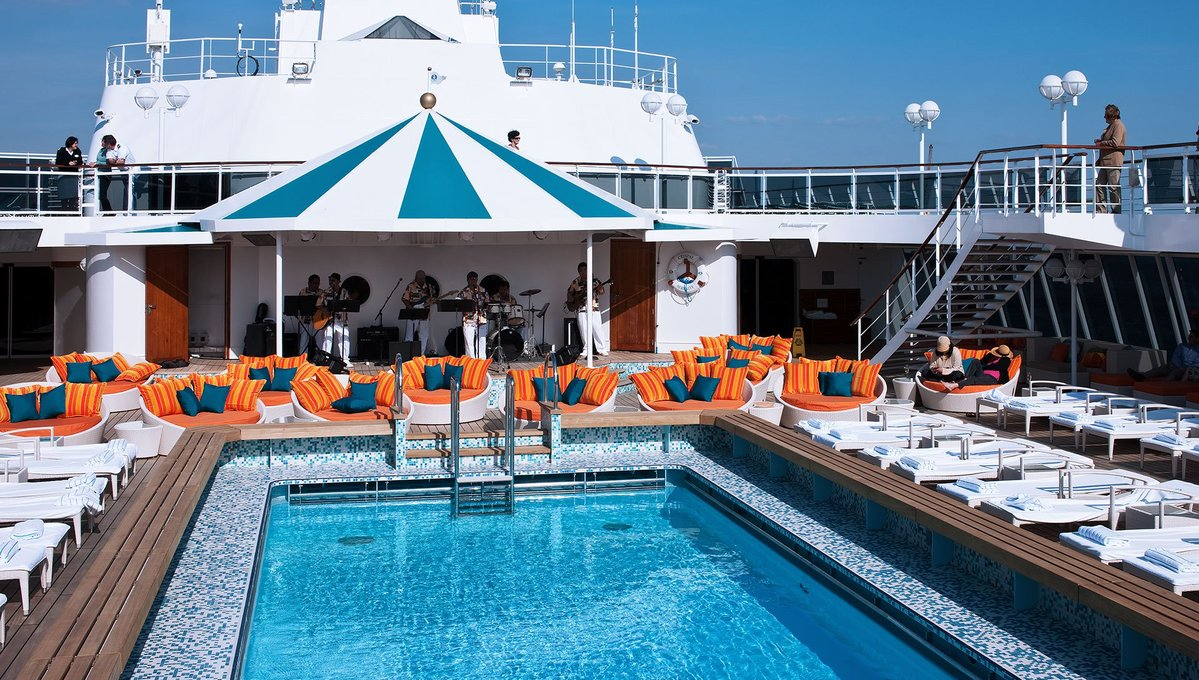 Crystal Serenity in the Mediterranean - Read our cruise review to find out more