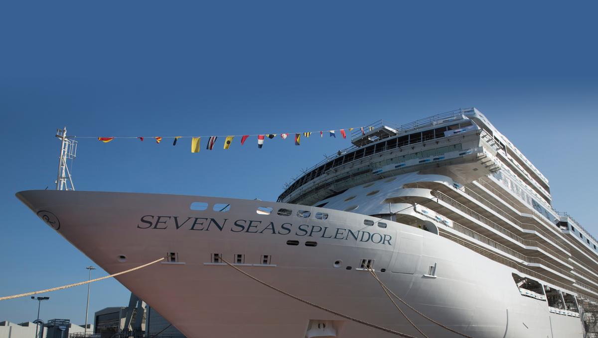 Regent Seven Seas Splendor