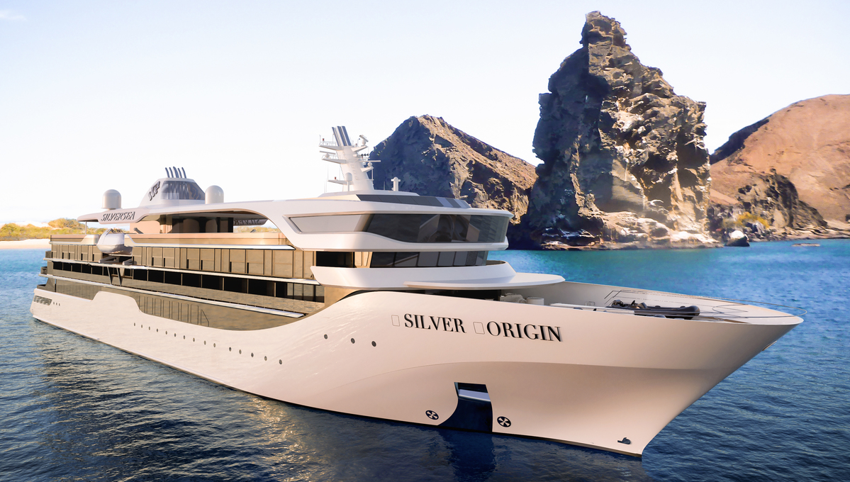 Silversea Expeditions - Silver Origin in the Galapagos