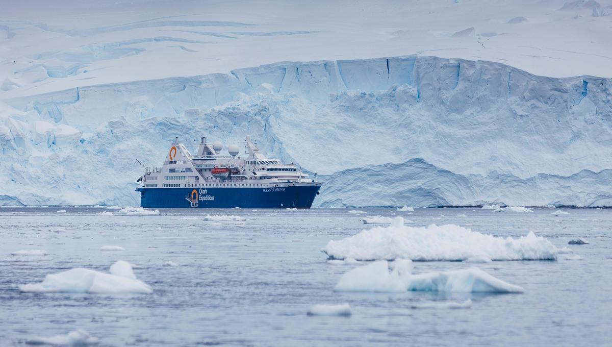 Quark Expeditions - Ocean Diamond