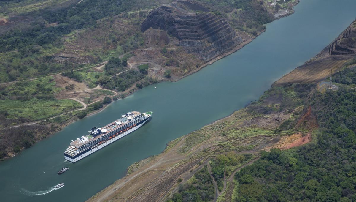 Celebrity Millennium Class Panama Canal