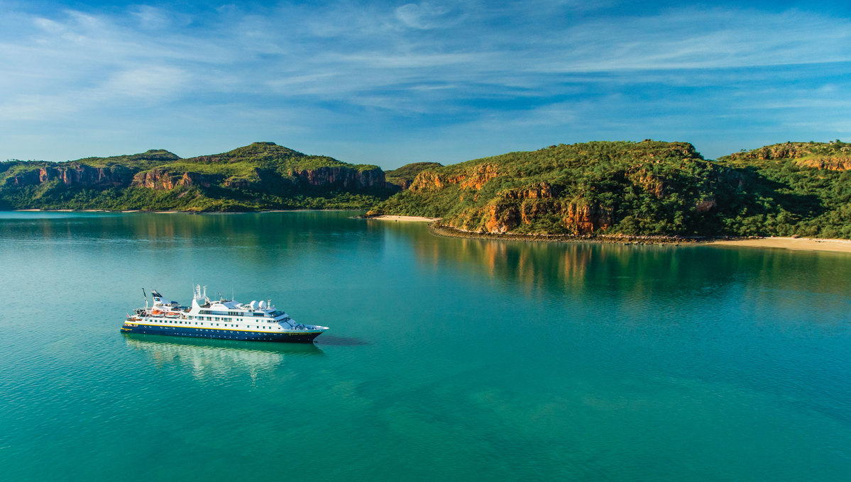 Lindblad Expeditions - National Geographic Orion in the Kimberley, Australia