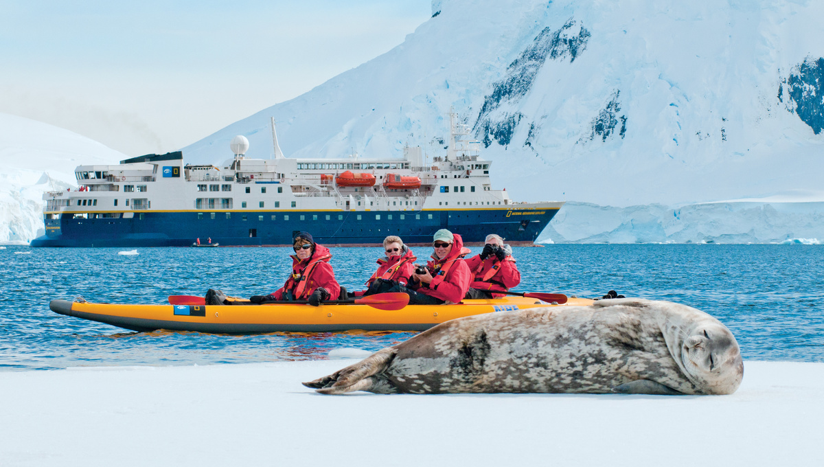 Lindblad Expeditions - National Geographic Explorer