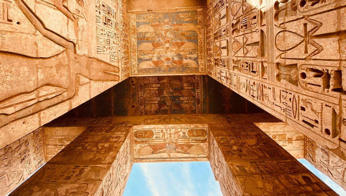 Thebes, one of the highlights of a Nile river cruise