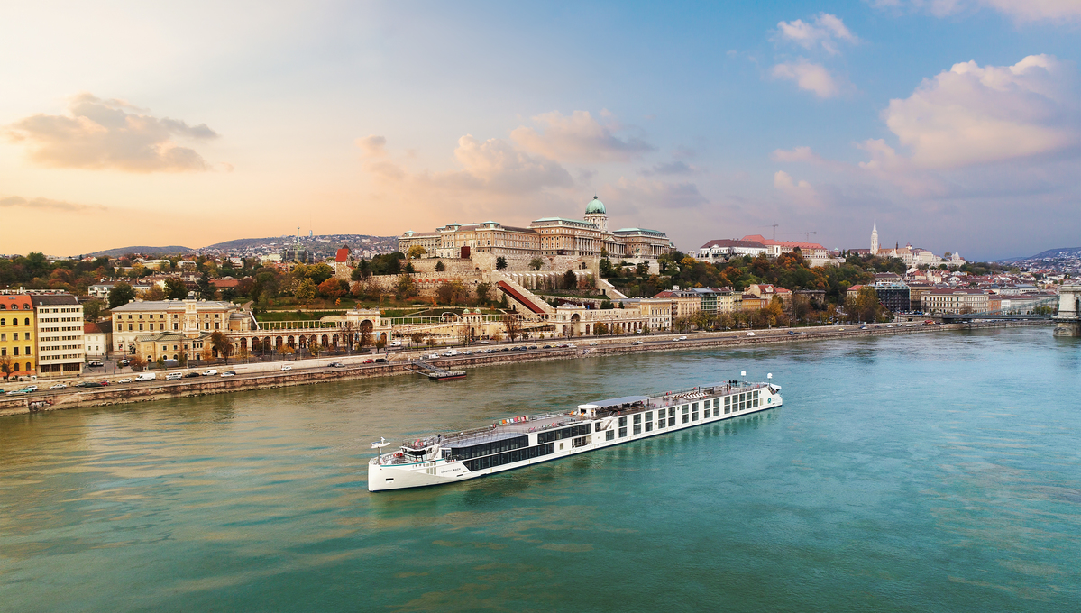 Crystal River Cruises on the Danube in Budapest
