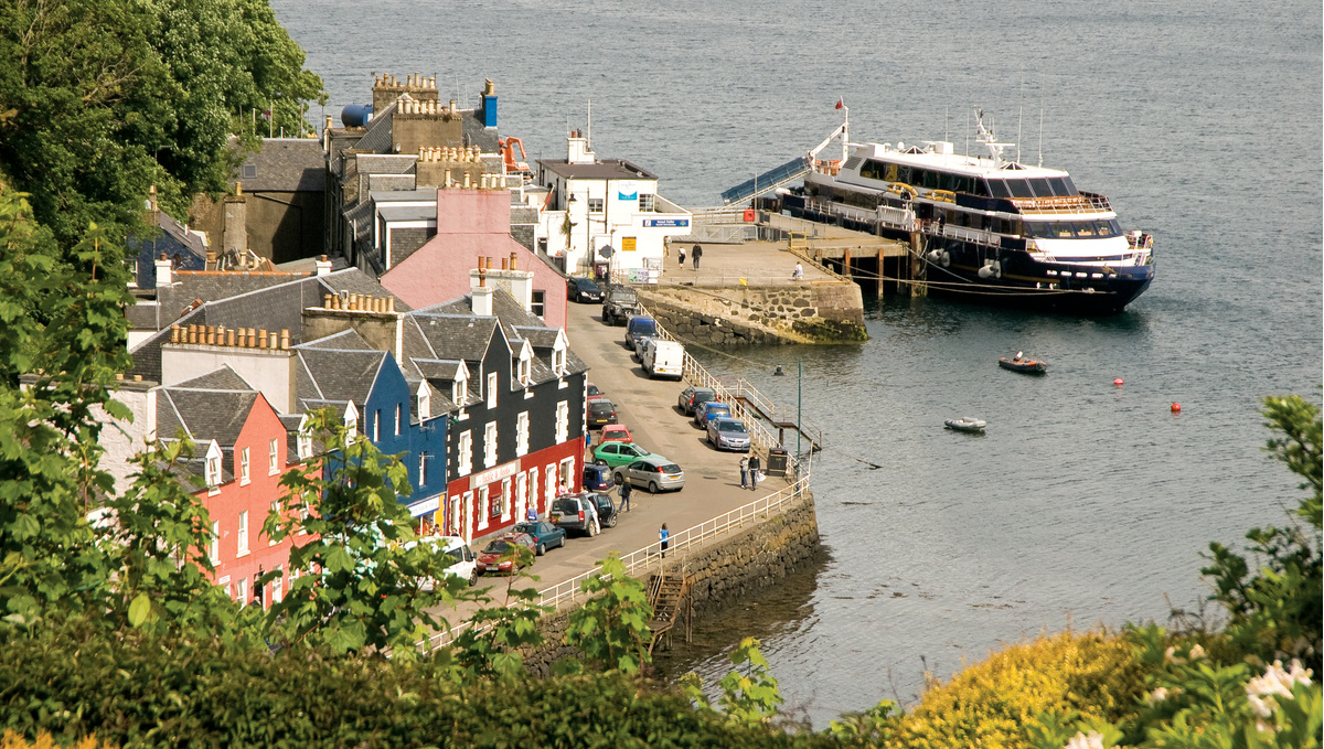Lord of the Glens in Tobermory